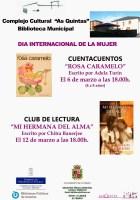 Actos para conmemorar el Día de la Mujer 3