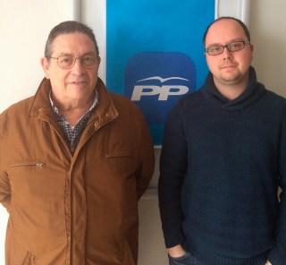 Luis Ángel Fernández, nuevo presidente del PP de Navia 1