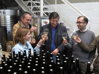 Un diario norteamericano escoge un vino DOP Cangas entre los mejores para este verano 4