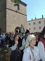 Día de Asturias en el santuario de la Virgen del Acebo, en Cangas del Narcea 10