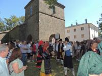 Día de Asturias en el santuario de la Virgen del Acebo, en Cangas del Narcea 12