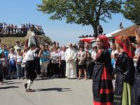 Día de Asturias en el santuario de la Virgen del Acebo, en Cangas del Narcea 14
