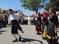 Día de Asturias en el santuario de la Virgen del Acebo, en Cangas del Narcea 16