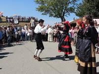 Día de Asturias en el santuario de la Virgen del Acebo, en Cangas del Narcea 17