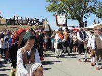 Día de Asturias en el santuario de la Virgen del Acebo, en Cangas del Narcea 20
