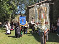 Día de Asturias en el santuario de la Virgen del Acebo, en Cangas del Narcea 23