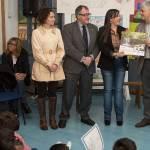 El colegio Álvaro Delgado, de Valdés, celebra su acreditación como centro Triple Erre