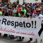 Solicitan dos años de prisión por el atropello del ciclista Rogelio Muñiz, en Cangas del Narcea en 2014