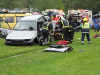 Simulacro accidente Cangas del Narcea (21)