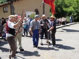 Recreación francesada en Cerredo (4)