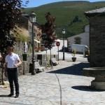 Las obras del Área de Regeneración Urbana de Villanueva de Oscos concluirán en septiembre