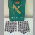 La Guardia Civil detiene en Navia al conductor de un vehículo con 2 kilos de hachís