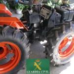 Tres detenidos por estafa en maquinaria agrícola en Tineo