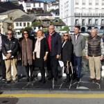 Mercedes Fernández en Luarca: «Javier Fernández está dando la espalda al Occidente»