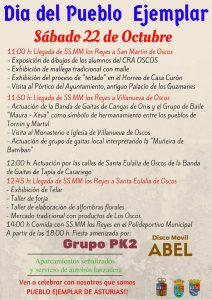 premio al Pueblo Ejemplar de Asturias