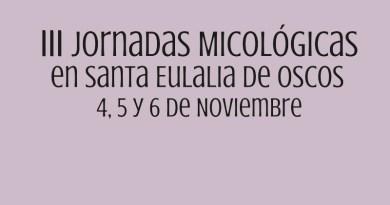 Jornadas Micológicas en Santa Eulalia de Oscos