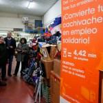 Coaña, entre los municipios más solidarios en la recogida de enseres