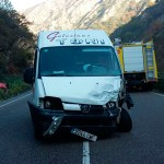 Una fallecida y tres heridos en un accidente en el Corredor del Narcea
