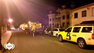 Mujer fallecida en incendio en Navia