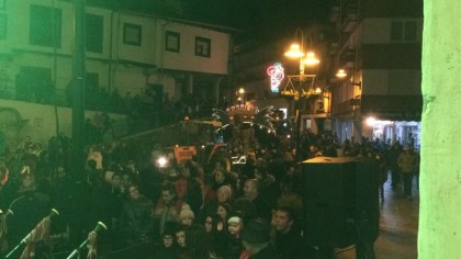 Cabalgata de Reyes Cudillero