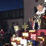 Fotogalería: Cabalgata de Reyes en Tineo
