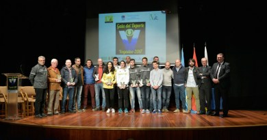 Gala del deporte de Vegadeo