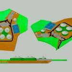 Críticas de la Coordinadora Ecologista a la autorización ambiental de la planta de purines de Navia
