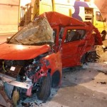 Cuatro años de prisión por el accidente en el que murió un matrimonio de Tineo