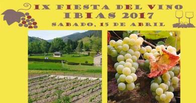 Fiesta del Vino en Ibias