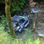 Dos heridos en un accidente entre Cangas del Narcea y Degaña