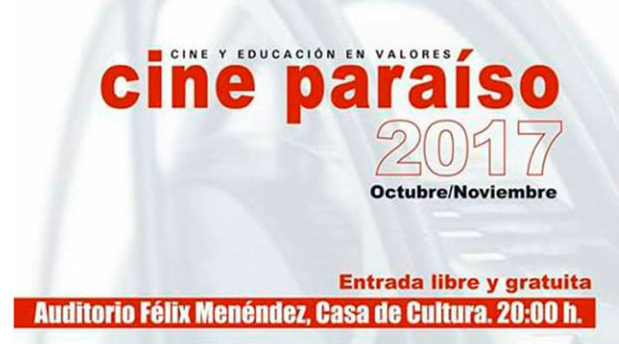 Cine Paraíso Vegadeo