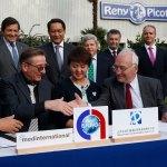 Ilas-Reny Picot firma un acuerdo para vender leche en polvo en China