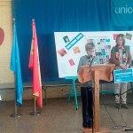 El colegio de Tapia, referente en derechos de la infancia