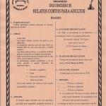 XVII Concurso de relatos cortos para adultos en Grandas de Salime