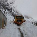 Nuevo aviso por nieve a partir de las tres de la tarde