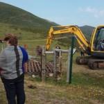 Reabre el acceso al pueblo de Besapié en Tineo