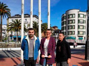 IU, Equo y Podemos en Valdés concurrirán en coalición a las elecciones municipales 2