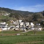 Navelgas será el escenario del nuevo anuncio de Central Lechera Asturiana