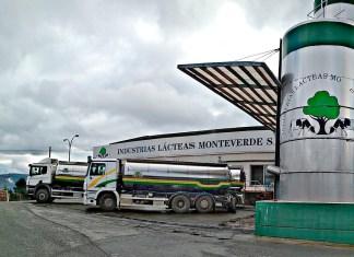 Industrias Lácteas Monteverde en Grandas de Salime