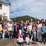 Villayón acogió el XI Encuentro de Asociaciones del Noroccidente