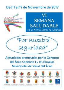 VI Semana Saludable en el Noroccidente de Asturias 1