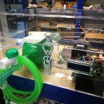 Asturias probará un prototipo de respirador creado por impresión 3D