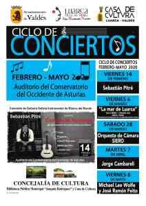 Ciclos de cine, teatro y música en Luarca 1