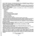 Bando Ayuntamiento El Franco 11/03/2020