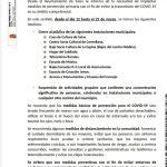 Bando Ayuntamiento Salas 12/03/2020