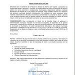 Cancelación de cuotas en servicios cerrados al público en Coaña