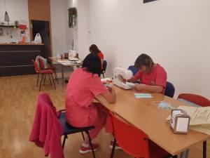 Continúa el trabajo en el Centro de Mayores de Allande 2