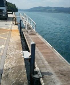 Instalación de pantalanes temporales en Viavélez, Puerto de Vega y Castropol 3