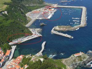 61.000 euros para mejoras en el puerto de Cudillero 1