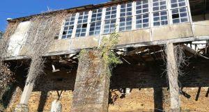 190.000 euros para las obras de consolidación de la Casa das Cebolas, en Illano 1